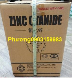 Bán kẽm Cyanide - Zn(CN)2 - Zinc cyanide - giá tốt nhất