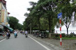 Bán nhà vị trí đẹp nhất phố Trích Sài,Tây Hồ. 66m2, 6tầng, thang máy, 17.6tỷ