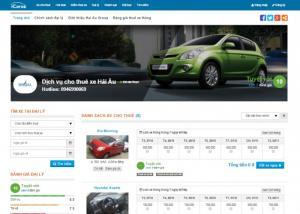 Hải Âu là Công ty cho thuê xe tự lái tại Gò Vấp Hồ Chí Minh An Tâm Chất Lượng Giá Rẻ.