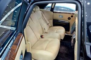 Rolls Royce Ghost 6.6L V12 Twin Turbo Model 2015