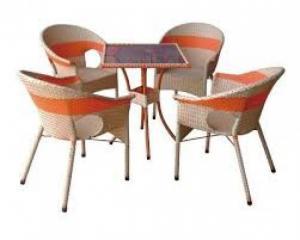 Bàn ghế cafe sân vườn giá rẻ