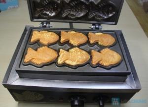 Bán bếp nướng bánh cá, bếp nướng bánh cá Taiyaki