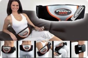 Đai Massage Thon Gọn Bụng Nóng Rung Vibro Shape - MSN383101