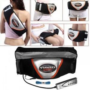 Đai Massage Bụng Nóng Rung Vibro Shape Đời Mới - MSN383101