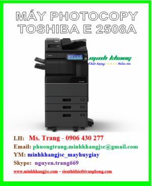 Máy photocopy Toshiba 2508a hiệu suất cao giá cực rẻ