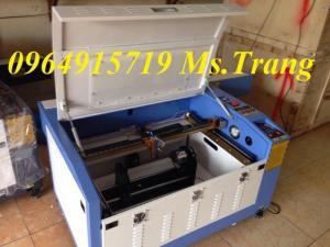 Máy laser 6040 thêm trục a thêm tiện ích