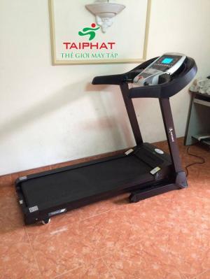 Máy chạy bộ điện đơn năng kaitashi k-12 lắp đặt bảo hành tại nhà