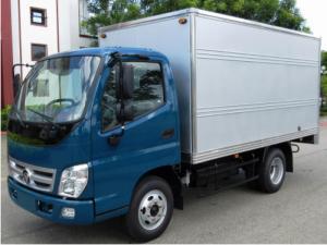 Thaco Ollin 345 tải trọng 2.4 tấn, mẫu xe mới hoàn toàn tại trị trường