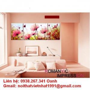 Tranh treo tường hoa cỏ - TT15