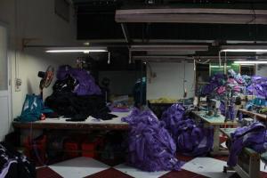 Xưởng may gia công quần áo Trang Trần - Không...