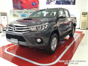 Đại lý Toyota 100% vốn Nhật Toyota An Thành Fukushima sẵn sàng tư vấn mua xe Hilux nhập khẩu, gọi đến 0982 100 120 hotline của chúng tôi để được tư vấn cụ thể nhất