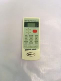 Remote máy lạnh reetech