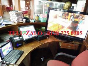 Máy tính tiền cảm ứng cho quán cafe, nhà hàng tại Đồng Nai