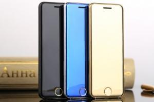 Điện thoại siêu mỏng Uicool V6 kết nối Bluetooth thông minh