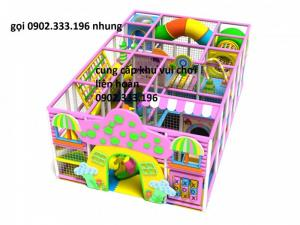 Đầu tư khu liên hoàn trong nhà, khu vui chơi giải trí, khu vui chơi trẻ em