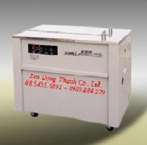 Máy đóng dây đai nhựa tự động và bán tự động - chaly JN 740