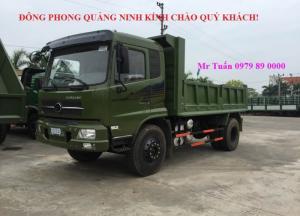 Cần bán gấp xe tải ben 2 cầu Trường Giang tại Quảng Ninh