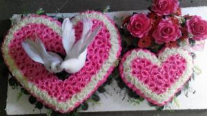 Bán và trang trí xe hoa cưới