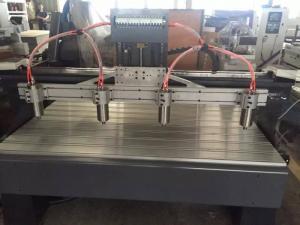 Máy cnc đục gỗ vi tính , máy đục sập , máy cắt vách ngăn