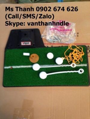 Thảm tập phát bóng golf swing mat