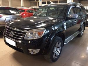 Ford Everest 2012