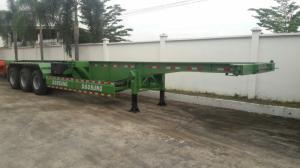 Điểm bán Sơ Mi Rơ Mooc Doosung 31.8 tấn loại 3 trục 40 feet, giá rẻ