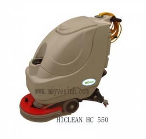Máy chà sàn nhà xưởng HC 550