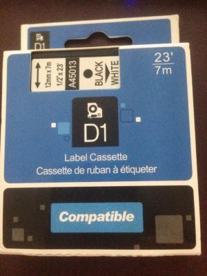 Giấy in nhãn dùng cho máy in nhãn Dymo Label