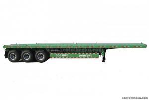 Kích thước xe : 12370 x 2500 x 1530 mm Khoảng cách trục: 7670 + 1310 + 1310 mm