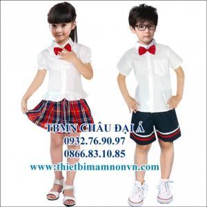 Đồng phục giá rẻ , các loại đồng phục mầm non , trẻ em