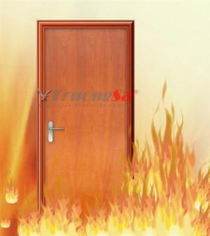 Chuyên cung cấp các loại cửa chống cháy cho các công trình xây dựng