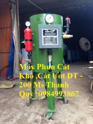 Máy Phun Cát Ướt DT-300 Có sẵn tại Kho Hà Nội