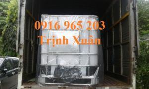 Cung cấp tank ibc 1000l đựng chất tẩy rửa, cao su ở tây ninh