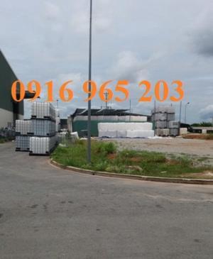 Bán thùng ibc 1000 lít đựng hóa chất tại gò dầu