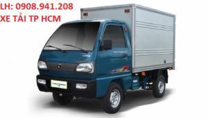 Xe Tải Towner 750kg ,Động Cơ CN Suzuki ,Giá Cạnh Tranh Tại Tphcm