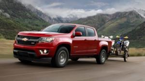 Chevrolet Colorado 2017 sắp ra mắt tại Motor Show.