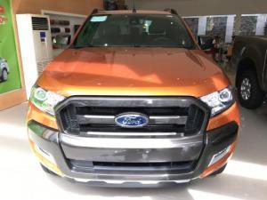 Gía Xe Ford Ranger Wildtrack 3.2L 2016 Tại...