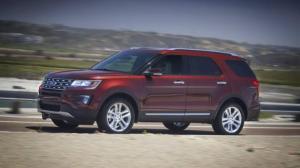 Giá Xe Ford Explorer 2016 Ưu Đãi Tại Ford...