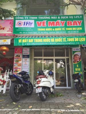 Vé máy bay giá rẻ ở Đà Nẵng - Phòng Vé I-FLY