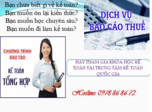 Đia chỉ đào tạo kế toán uy tín chất lượng nhất tại Nha Trang