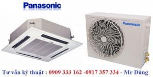 Chuyên bán máy lạnh âm trần Panasonic 2.5 ngựa - 2.5hp đáp ứng lắp đặt mọi công trình