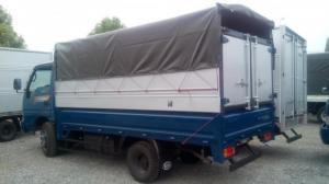 Xe tải KIA 2t4 mui bạt, ô tô Trường Hải, Tây...