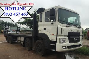 mua xe nâng đầu Hyundai HD320, xe chở máy công trình Hyundai HD320,