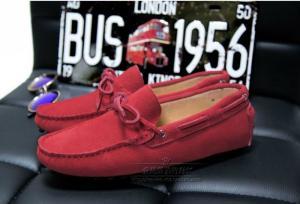 Giày da lộn size nhỏ cho Tomboy, Transguy, Sb