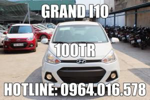 Chỉ 142 triệu Hyundai Grand I10 Tốt Nhất...