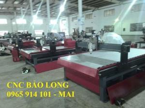 Máy cắt mica, alu, cắt quảng cáo CNC tại Hà Nam
