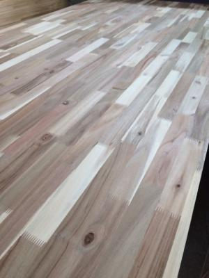 gỗ ghép thanh keo