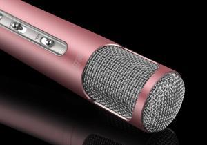 Mic karaoke bluetooth và loa k068