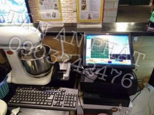 Máy bán hàng cảm ứng cho Nhà hàng, Cafe, karaoke