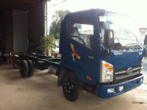 Veam hyundai vt200-1 xe mới 100% tổng tải trong duoi 5t được vào thành phố